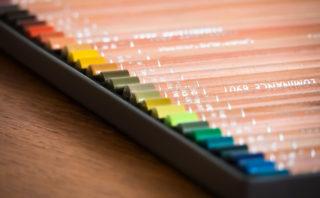 色鉛筆の世界